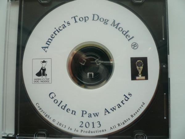 Golden Paw Awards DVD