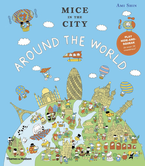 Mice in the City: Around the World
