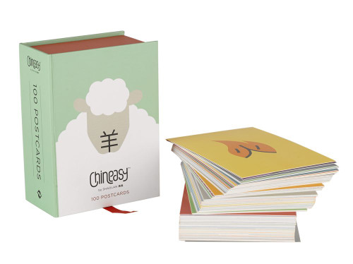 Chineasy'Ñ¢ 100 Postcards