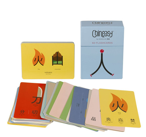 Chineasy'Ñ¢ 60 Flashcards