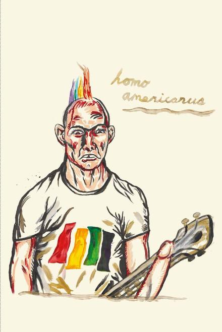 Raymond Pettibon: Homo Americanus, Collected Works