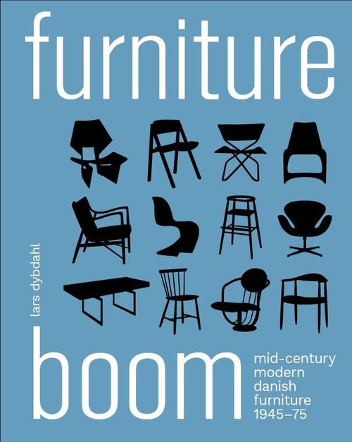 Furniture Boom: Mid-Century modern Danish furniture 1945-1975