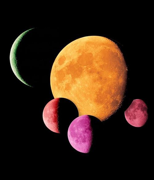 Luca Missoni: Moon Atlas