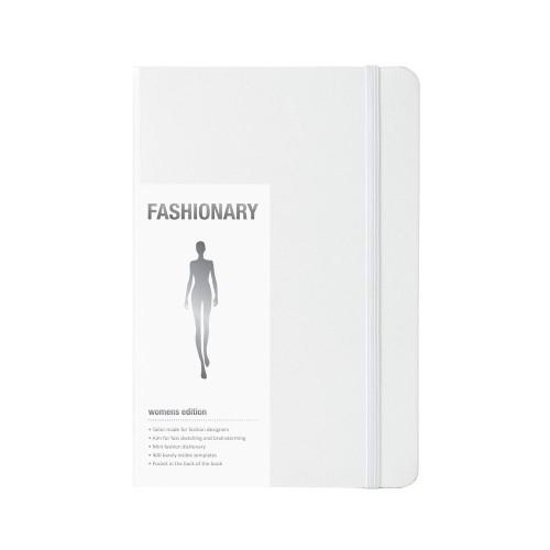 Fashionary Purewhite Womens Sketchbook A5
