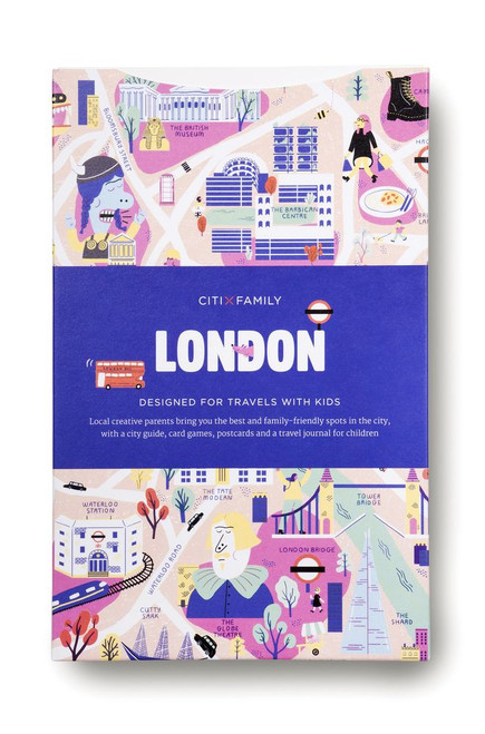 CITIxFamily City Guides - London: Designed for travels with kids