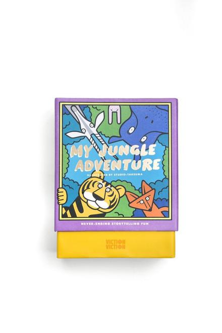 My Jungle Adventure: Never-ending storytelling fun