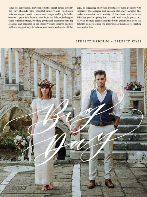 Big Day: Perfect Wedding  Perfect Style