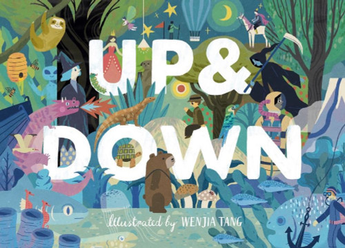 Up & Down: Explore the world from above and below!