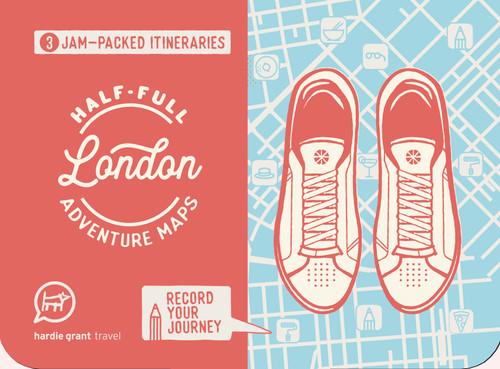 Half-full Adventure Map: London