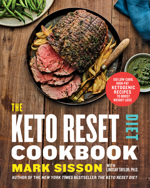 Keto Reset Diet Cookbook