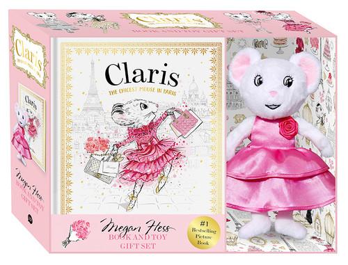 Claris: Book & Toy Gift Set