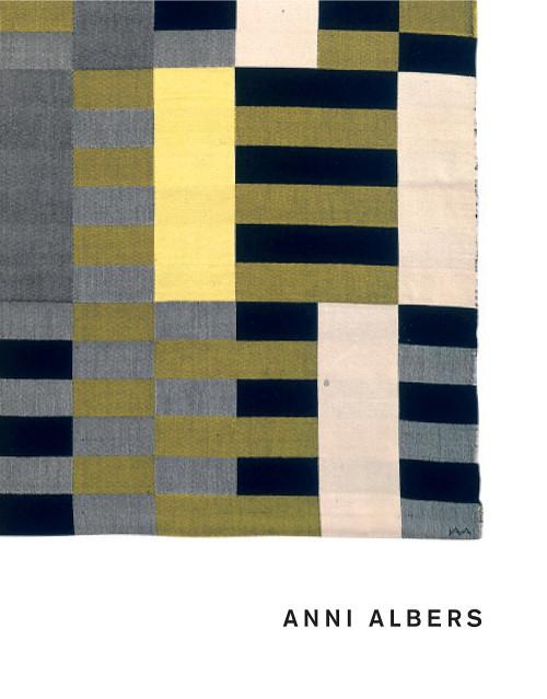 Anni Albers exhibition book (Paperback ver)