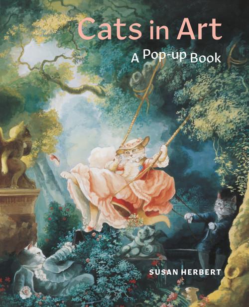 Cats in Art: A Pop-Up Book