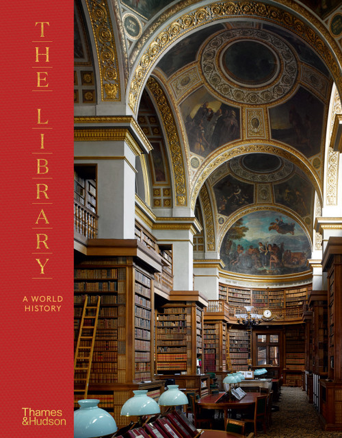 The Library: A World History