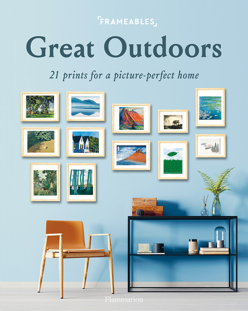 Frameables: Great Outdoors: 21 Prints for a Picture-Perfect Home