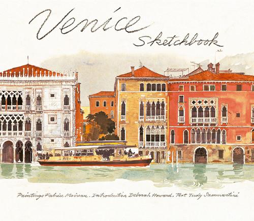 Venice Sketchbook