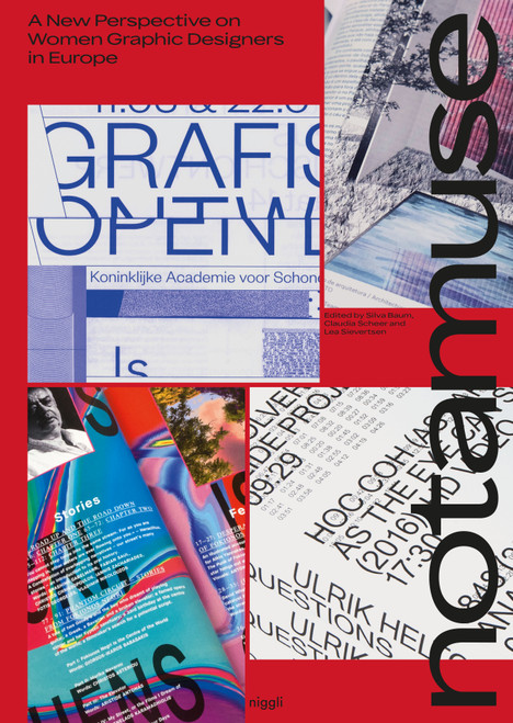 notamuse: A New Perspective on Women Graphic Designers in Europe