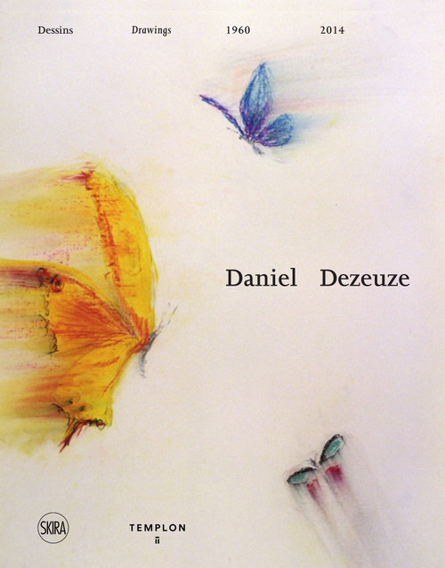 Daniel Dezeuze: Drawings