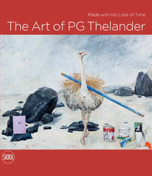 The Art of PG Thelander: Made with No Loss of Time