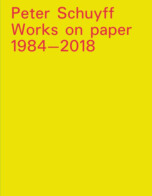 Peter Schuyff: Works on paper 1984—2018