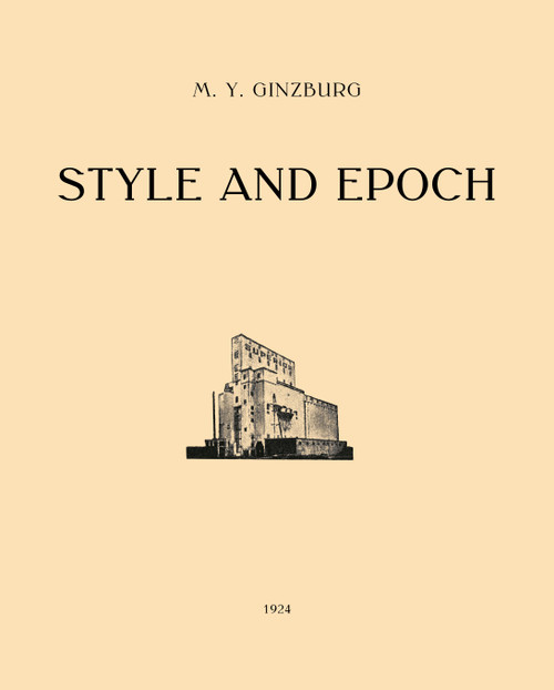 Style and Epoch: Issues in Modern Architecture