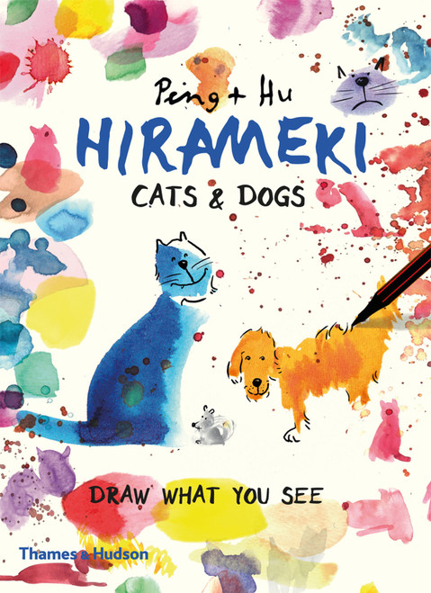 Hirameki: Cats & Dogs: Draw What You See