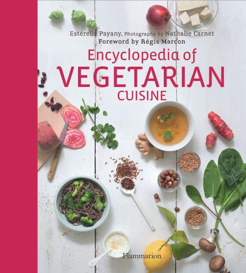 Encyclopedia of Vegetarian Cuisine