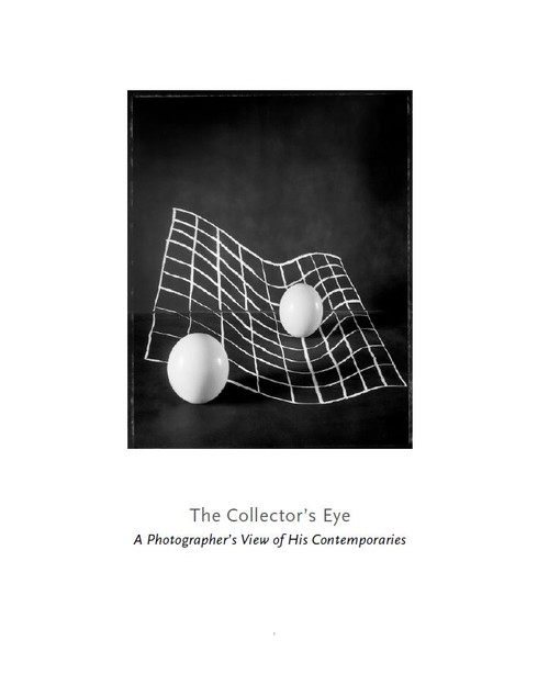 The Collector's Eye: A Photographer's View of His Contemporaries