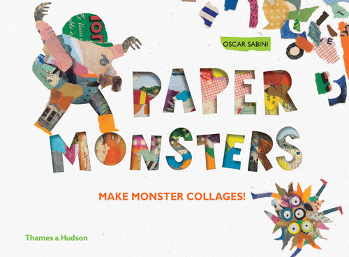 Paper Monsters: Make Monster Collages!