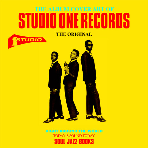 The Album Cover Art of Studio One Records