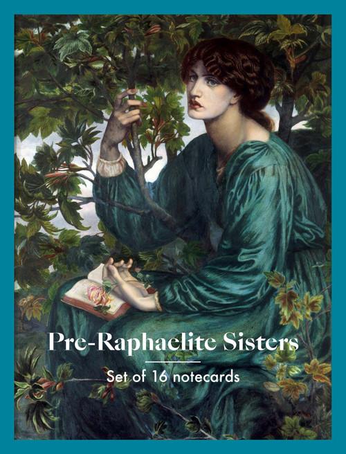 Pre-Raphaelite Sisters: Notecards