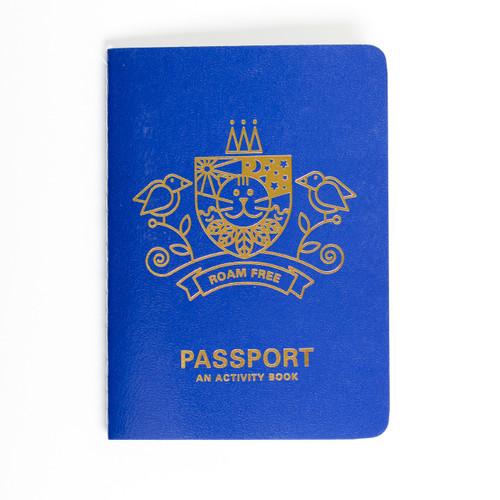 Passport: An Activity Book