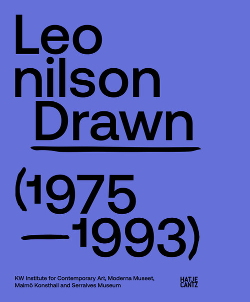 Leonilson: Drawn: 1975–1993