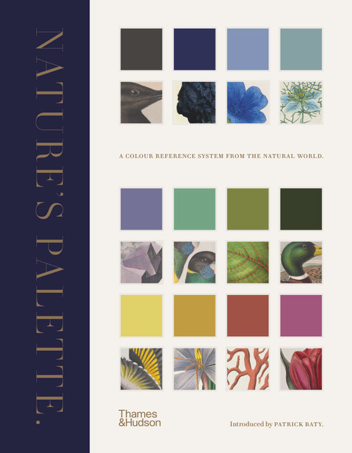 Nature's Palette: A colour reference system from the natural world