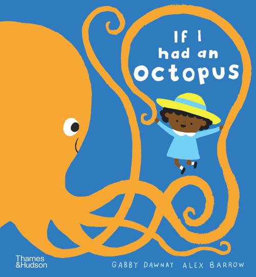 If I Had an Octopus (Hardback ver.)