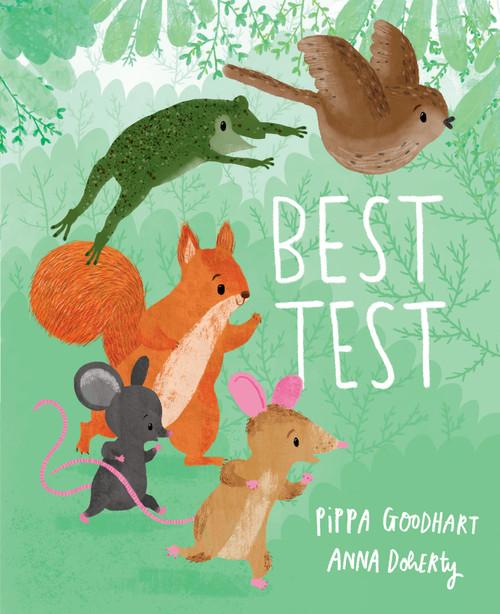 Best Test (Paperback ver.)