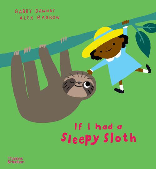 If I had a sleepy sloth (PB ver.)
