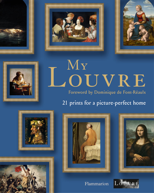 FRAMEABLES: My Louvre: 21 prints for a picture-perfect home