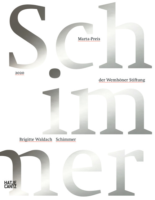 Brigitte Waldach (Bilingual edition): Schimmer und Glanz