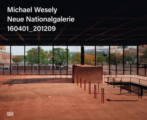 Michael Wesely: Neue Nationalgalerie. 160401_201209