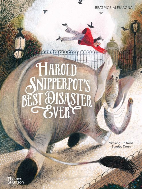 Harold Snipperpot's Best Disaster Ever