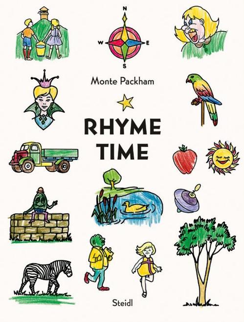 Monte Packham: Rhyme Time