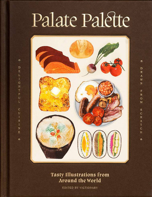 Palate Palette: Tasty illustrations from around the world