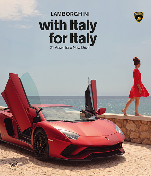LAMBORGHINI with Italy, for Italy: 21 views For a New Drive