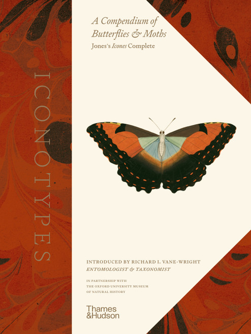 Iconotypes: A compendium of butterflies and moths. Jones's Icones Complete
