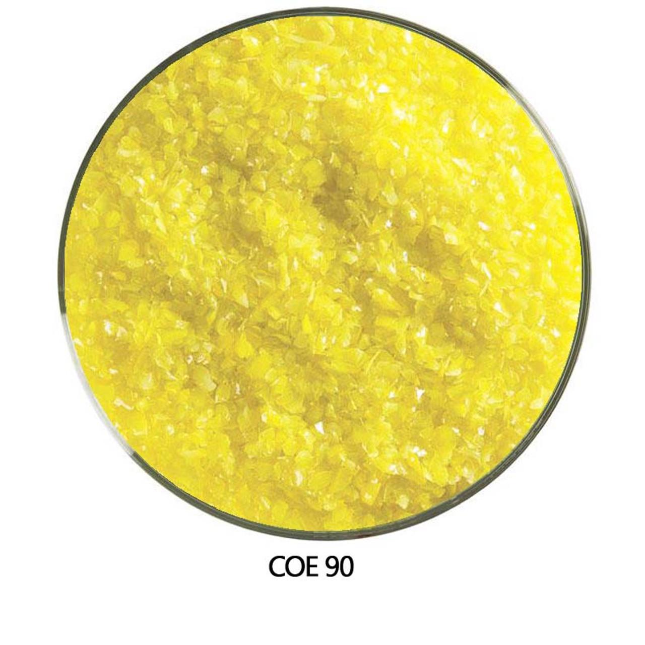 90 Coe Red Opal Medium Frit