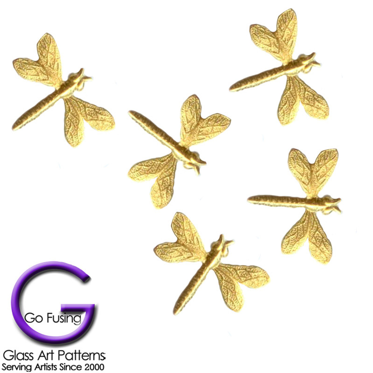 Free Shipping Fusing Supplies-DRAGONFLY