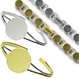 Plated Adjustable Bracelets