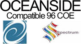 Oceanside Compatible System 96 Spectrum