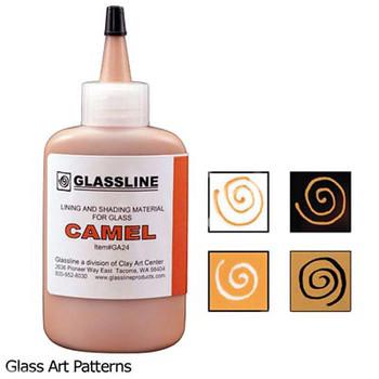 Camel Glassline Fusing Paint Pen GA24